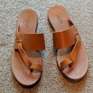 Madewell Shoes - Madewell The Sightseer Slide